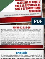 La iglesia de cristo respondiendo a la apostasía.pptx