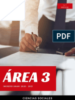 Guía soy puma 2019 área 3