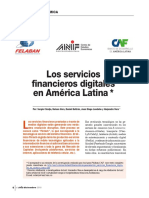 Los Servicios Financieros Digitales en America Latina