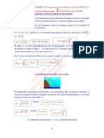 Formulario de Cinematica 8 10