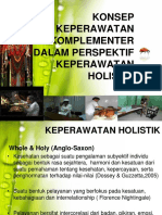KEPERAWATAN HOLISTIK KONGRES