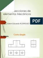 III Cortes y Secciones Elementos Mec.