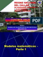 Expo Modelos Matem Sist Dinámicos UNAC 2018