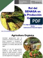 Agricultura organica Promperu
