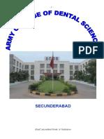 ACDS BDS Prospectus 2019