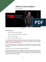 Creative Confidence- David Kelley