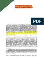 Literatura colonial argentina