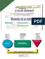 Resumen de teorías organizacionales