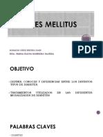 1 Diabetes Mellitus