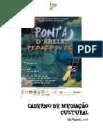 CADERNO de MEDIAÇÃO Ponta d'Areia, Pedaço Do Céu.doc