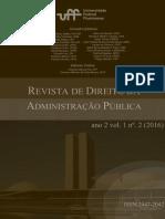 DI PIETRO, Maria Sylvia Zanella - Privatização, A Chamada Fuga Para o Direito Privado