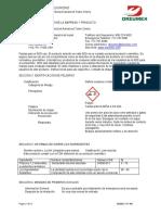 HSD Sustancia Química