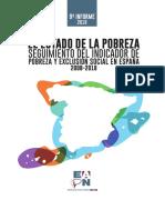 Informe AROPE 2019 Resumen Ejecutivo