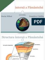 Structura Internă a Pământului