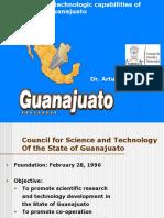 Capacidades cientficas y tecnolgicas de Gto.ppt