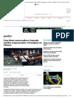 Com ideais conservadores, bancada católica ocupa posições estratégicas na Câmara - 24_12_2017 - Poder - Folha de S.Paulo.pdf