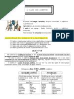 A CLASSE DOS ADJETIVOS - Ficha de Trabalho - 5º ano (1).doc