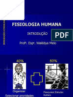01 Fisiologiahumana Introduo 090920195607 Phpapp02