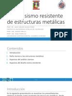 Diseño Sismo Resistente de Estructuras Metálicas