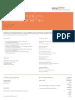 Kauf Und Verkauf Von Familienunternehmen3