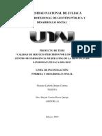 Correccion Proyecto de Tesis 2019 Final Unaj