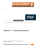 Ficha 4 Sistema de Extincion