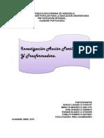 Investigación Accion y Participativa Metodo de Transformacion