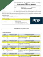 2 Programación Bimestral III Desarrollo Personal, Ciudadanía y Cívica Jair Ayala 2019