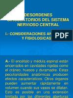 Clase - Desórdenes Circulatorios SNC