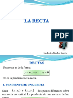LA RECTA.pptx