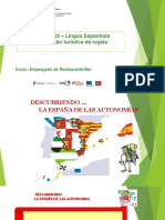 Espanha de Las Autonomias