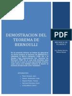 Informe Lab Bernoulli DADO