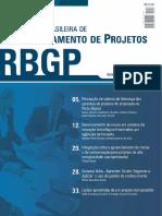 Revista Brasileira de Gerência de Projetos
