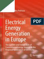 ENERGIA ELECTRICA EN EUROPA