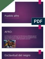 Presentacion Afro