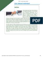 FOL03 - La Relación Laboral Individual