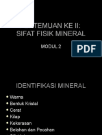 2516 Sifat Fisik Mineral