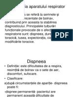 Semiologia Aparatului Respirator-An II-dr.gabor