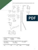 Macromolecules Worksheet