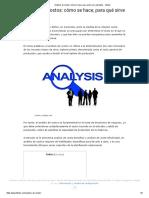 analisisde costos