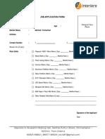 Job Application Form.doc
