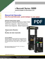 Manual Operador Electronica Bennett Series 3000 Español