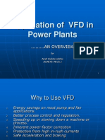 250993462 Best Presentation on VFD