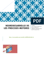 3, Neurodesarrollo de Los Procesos Motores