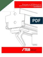 Manual Montaje StenMETRO