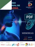 I Simposio Nacional de Vocología Ciencia, Habilitación y Entrenamiento de La Voz Humana
