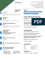 Abhishek's Resume (1)
