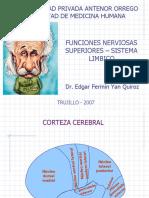 8. Funciones Nerviosas Superiores - YAN