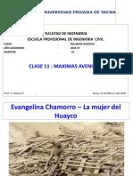 23022018 Clase 11 Max.avenidas