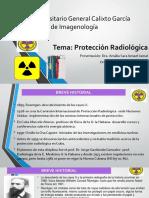 PROTECCION RADIOLOGICA Clxt